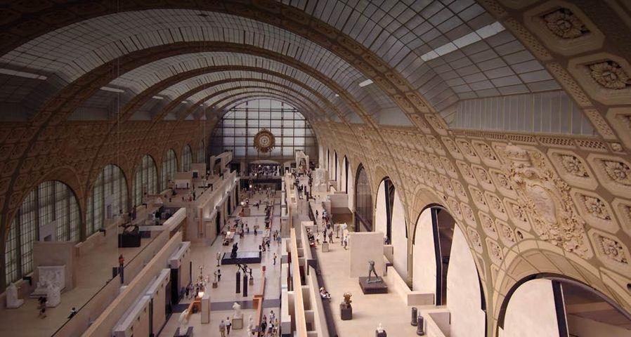 「オルセー美術館」フランス, パリ