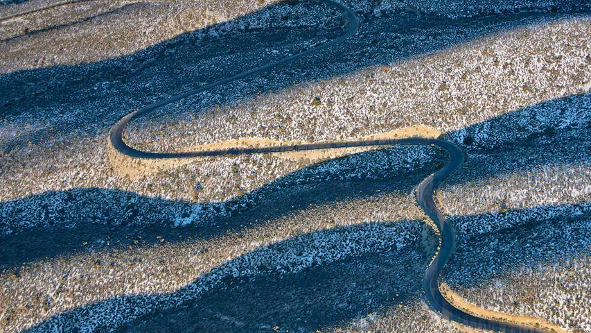 「レッドロック・キャニオン国立保護区 」アメリカ, ネバダ州