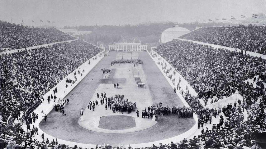 「1896年アテネオリンピック」