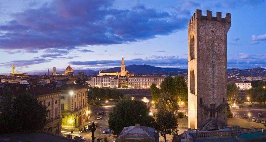 「サン・ニコロの塔」イタリア, フィレンツェ