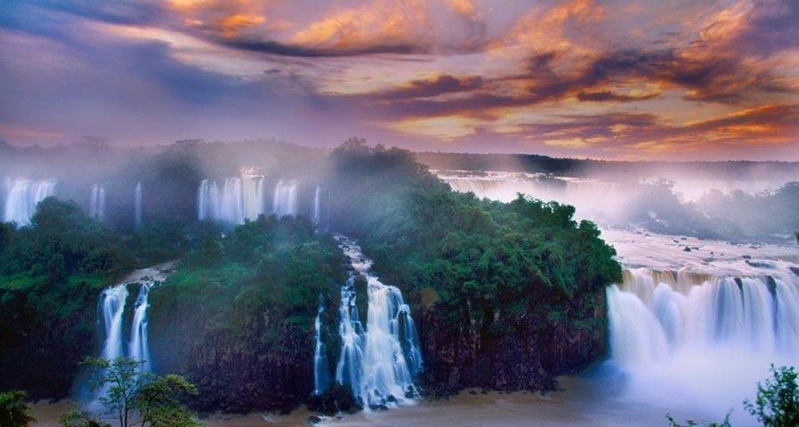 「イグアス国立公園」アルゼンチン・ブラジル