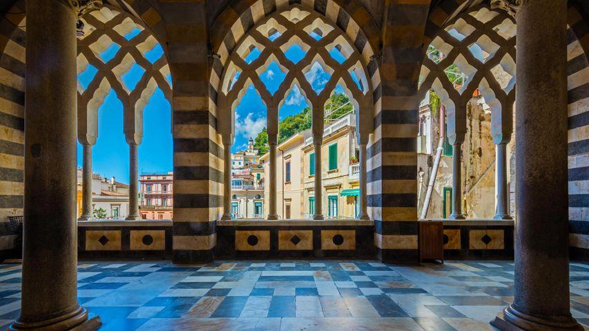 「アマルフィ大聖堂」イタリア, アマルフィ