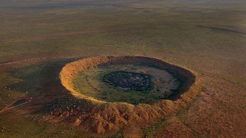 「ウルフ・クリーク・クレーター」オーストラリア, 西オーストラリア州