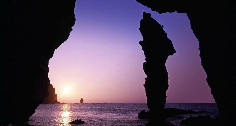「神威岬」北海道, 積丹半島