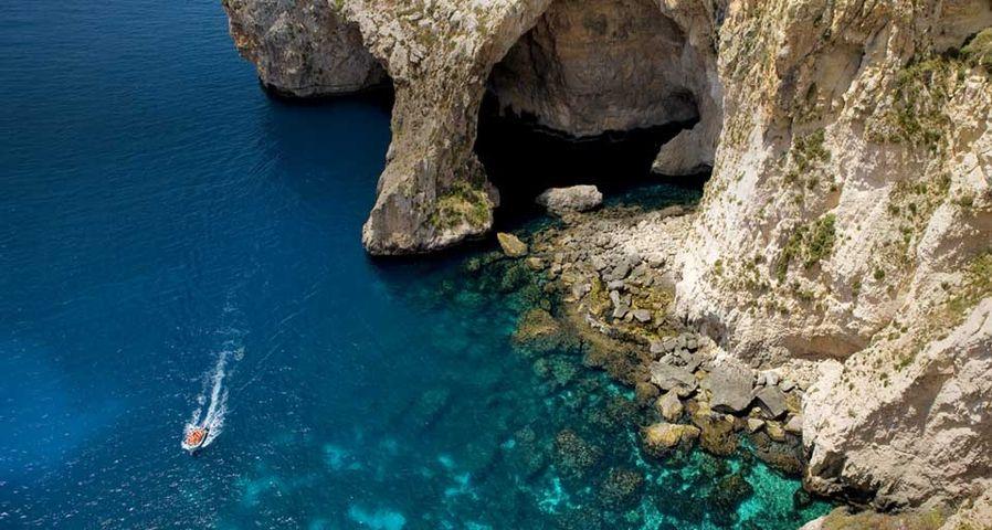 「青の洞窟」マルタ共和国, バレッタ