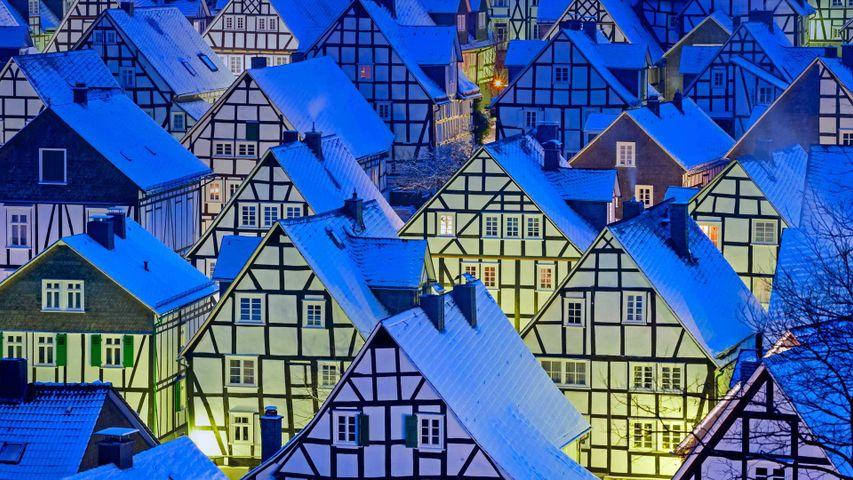 「フロイデンベルク」ドイツ, ジーガーラント