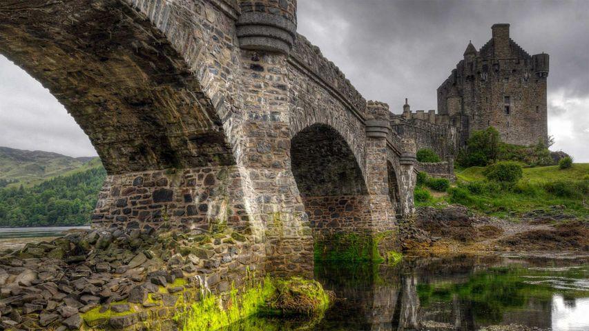 「アイリーン・ドナン城」イギリス, スコットランド