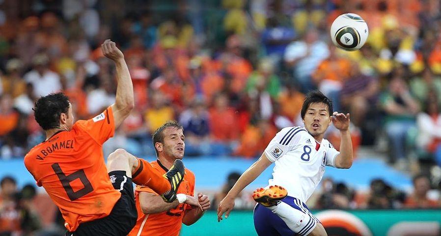 「FIFAワールドカップ2010 日本vsオランダ戦」