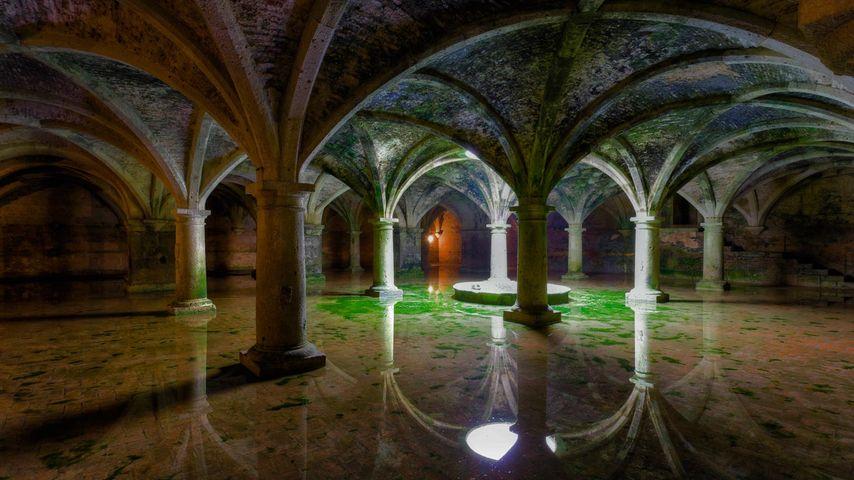 「ポルトガル貯水槽」モロッコ, アル・ジャディーダ