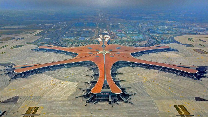 「北京大興国際空港」中国, 北京
