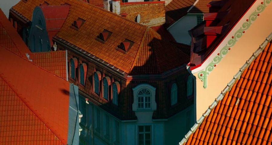 「タリン歴史地区」エストニア, タリン