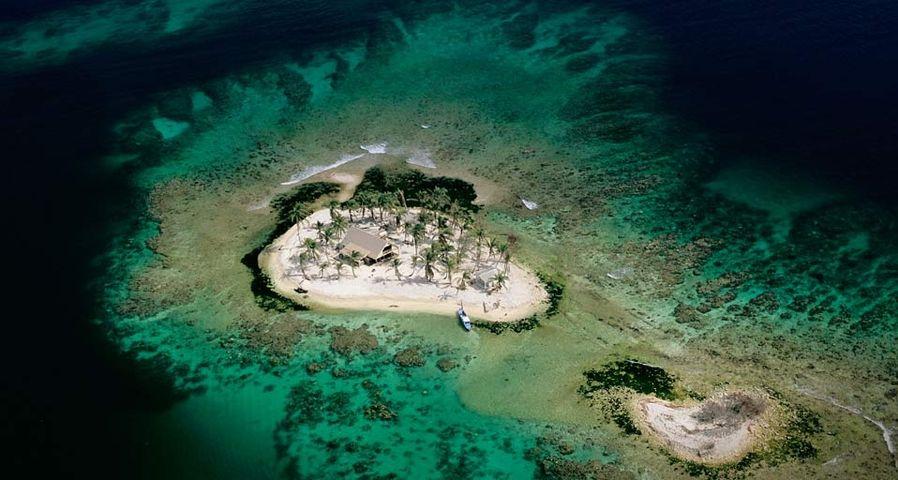 「ウティラ島」ホンジュラス