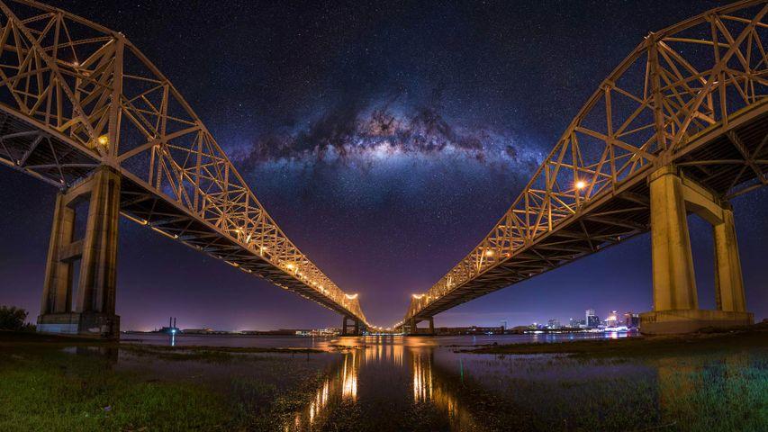 「クレセント・ シティ・コネクション」米国ルイジアナ州, ニューオーリンズ