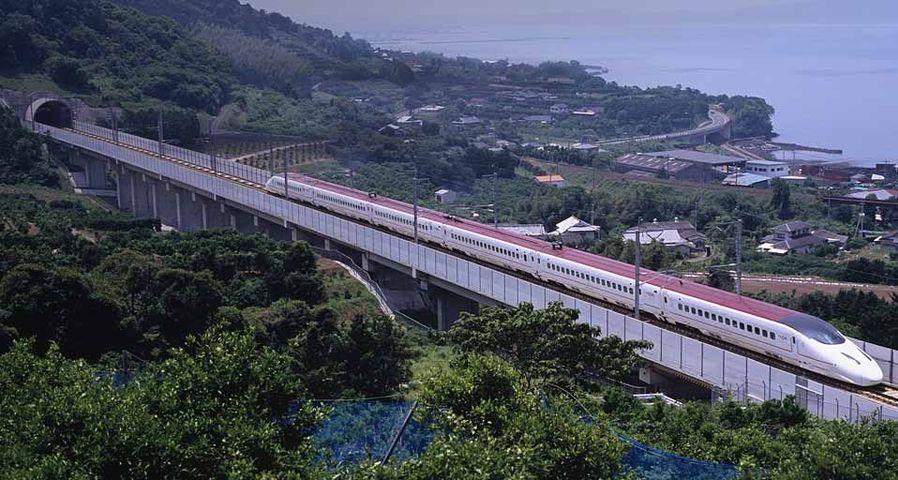 「つばめ号」九州, 鹿児島