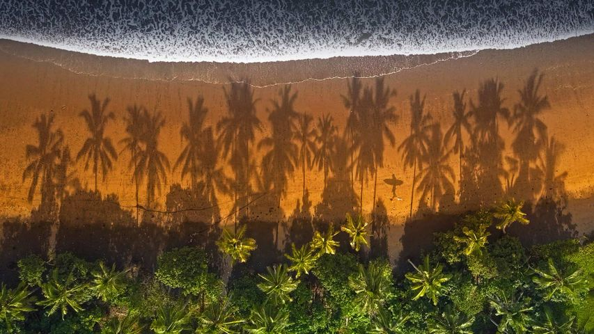 「マデウィ・ビーチ」インドネシア, バリ島