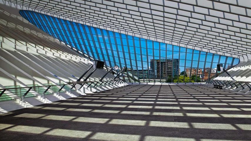 「リエージュ=ギユマン駅」ベルギー, リエージュ