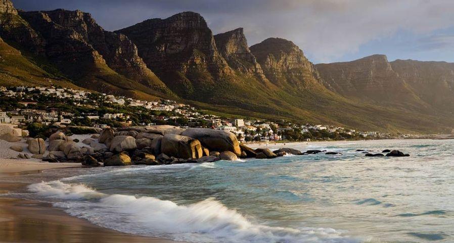 「キャンプス・ベイ」南アフリカ共和国, ケープタウン