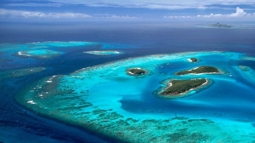 「トバゴ諸島」セントビンセント・グレナディーン