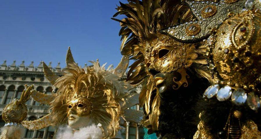 「ベネチアのカーニバル」イタリア, ベネチア