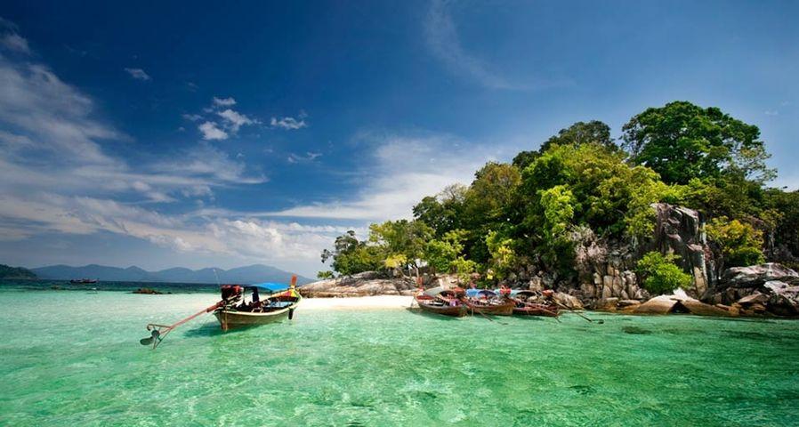 「タルタオ諸島海洋国立公園」タイ