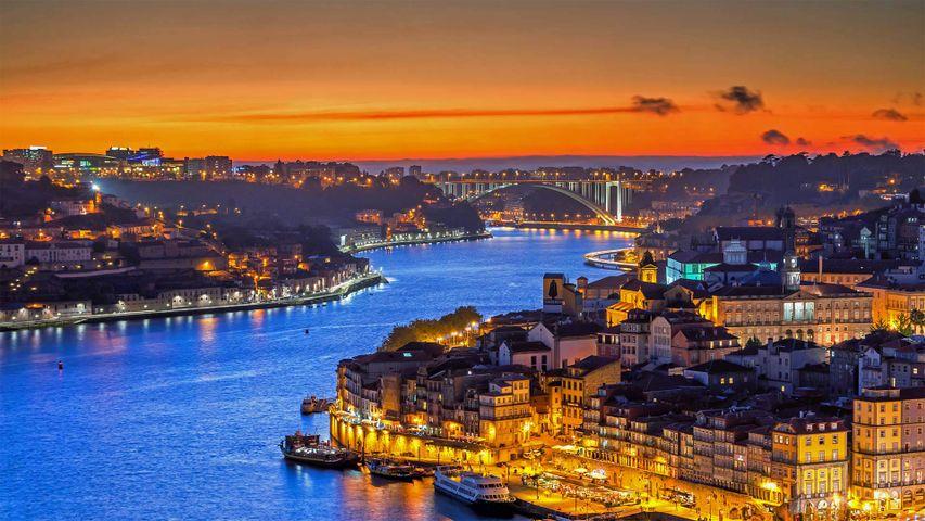 「ポルト」ポルトガル