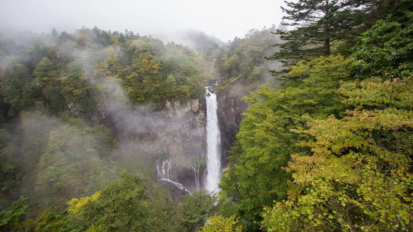 「華厳の滝」栃木県, 日光市