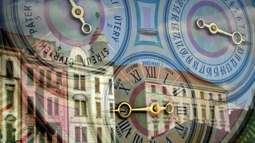 「天文時計」チェコ, オロモウツ