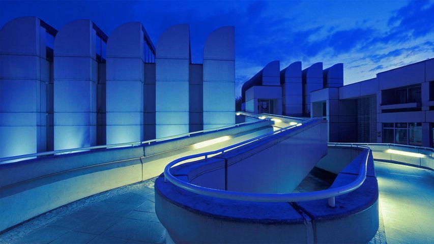 「バウハウス資料館」ドイツ, ベルリン