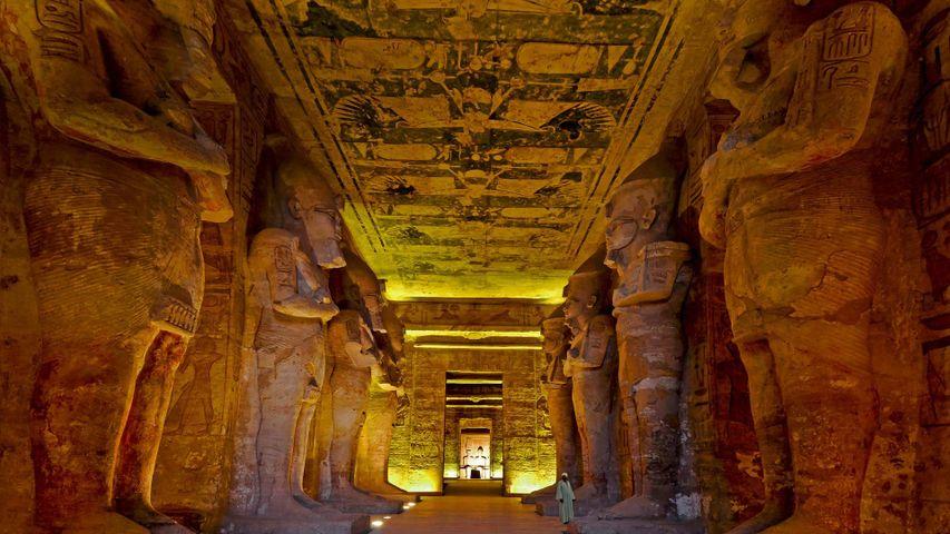 「アブ・シンベル太陽祭」エジプト, アブ・シンベル神殿