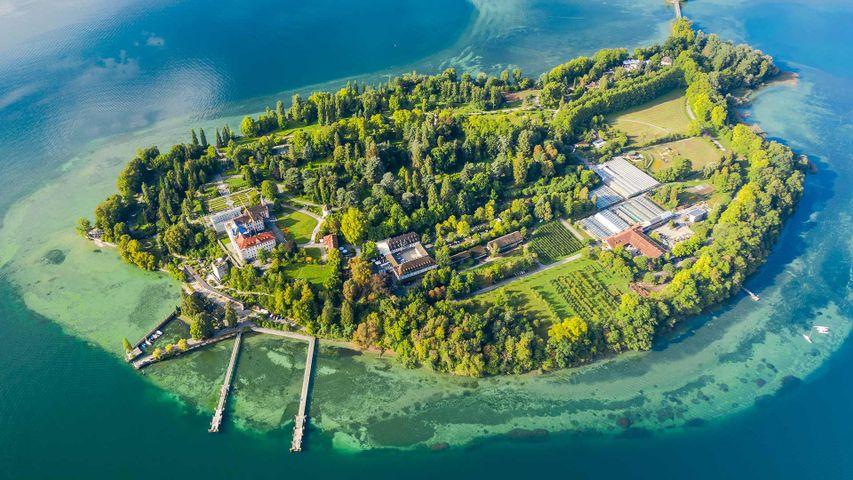 「ボーデン湖のマイナウ島」ドイツ