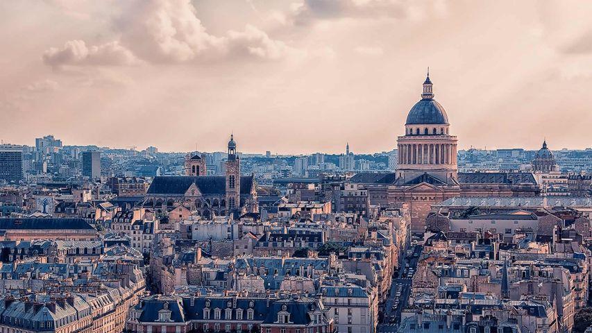 「パンテオン」フランス, パリ